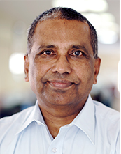 D S RAO, Member Governing Council